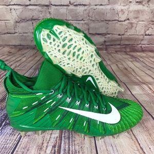 NIKE Alpha Menace Elite Green/White football cleat
